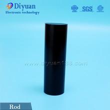 Excelente resistencia química de fundición varilla de plástico 8 mm / barra de negro / claro varilla UHMW-PE fabricante