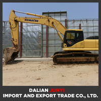 China Popular long arm excavators used construction machinery