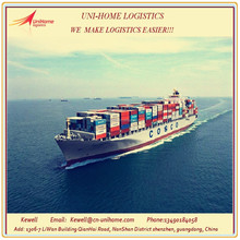 sea freight forwarders/container shipping from china/shenzhen/guangzhou/foshan/zhongshan to Jeddah