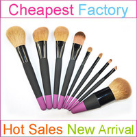 OEM Factory For US Brand Latest Personalized New Cosmetic Brush Set High End Goat Hair Cosmetic Brushes
