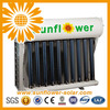 hybrid solar powered air conditioner