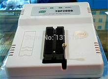 Free Shipping by DHL 1pcs TOP2008 USB universal programmer MCU EPROM GAL PIC