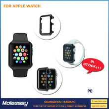 Ultra thin tpu waterproof protective case for apple watch 2015