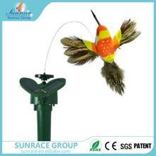 Brand new hummingbird ornaments solar power hummingbird solar power flying animal with great price