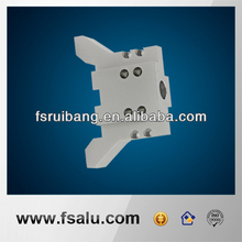 precision aluminum machining services, cnc milling aluminum part