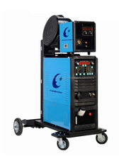 400A car MMA/Pulse MAG/GMAW/Double Pulse MAG/GMAW welding machine