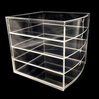 Makeup Organizer Jewelry Storage Cabinet Box