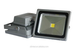 70w IP65 outdoor Waterproof led flood light & 10-200w led lighting with CE and Rohs certification