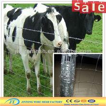 Galvanized Grassland fence / Deer / Horse / Sheep cattle fence