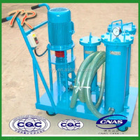 High precision Movable Oil filter machine ST-50 oil filtration