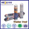 Fast-setting pliable seal with minimal shrinkage acrylic mastic sealant