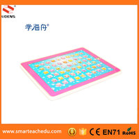 China Suppliers Educational Learning Tablet Toys For Children , Very Cheap English Learning Machine For Christmas 2015