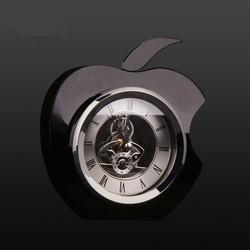 2015 New cheapest crystal digital desktop clock