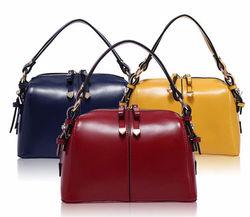 2015 China Alibaba Wholesale Promotional PU leather tote bag lady fashion bag