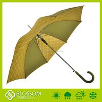 Parasol umbrella, standard umbrella size,straight promotion umbrella
