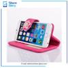 Diamond Flip Leather Wallet Case for iphone 6 plus 01