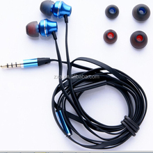 2015 Latest Shoelace Ear phone good quality cheap in ear Micro earphone