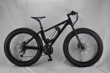 26 inch electric fat bike fat tire electric bike