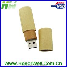 anniversary gift wooden usb flash disk any logo data load