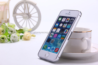 2014 High Quality Ultra Thin Aluminum Bumper Frame Case for iphone 4 4s 5 5s