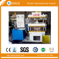Good quality color steel sheet 3d gusset plate forming machine