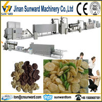 low price good quality corn chips snack extrution machine for sale