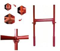Main Frame scaffolding- Cross Brace- Joint Pin- Lock Pin
