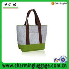 Factory direct sale eco-friendly felt tote bag