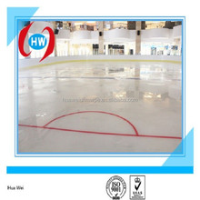 HUAWEI high quality uhmwpe synthetic ice rink sheet, UHMWPE ice skate board