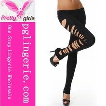 Women designer leggings colorful nylon and spandex leggings 9117