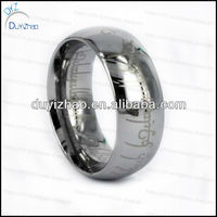 lord of the ring tungsten rings