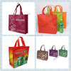Non Woven Laminated full color Promotion Shopping Bag