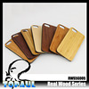 High Quality Real Wood and Bamboo Case for iPhone 4 4s 5 5s 5c