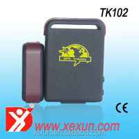 Popular gps tracker gt02 sos personal car low cost gps tracking systems