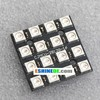 WS2812B RGB LED Built-in Full-Color Driver Lights 4*4 16Bit
