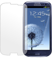 Newest phone screen protector for Samsung s3 oem/odm(High clear)