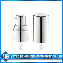 2015 new design hot sale plastic lotion pump for bottle