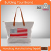 V466-newest printing hot sale cotton shopper tote bag