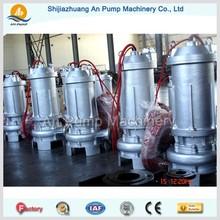 Electric Centrifugal Cutting Submersible Sewage Pump