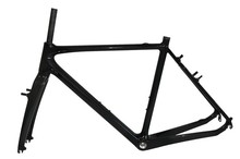 20% discount!!Cyclecross carbon bicycle frame V brake carbon frame chinese cyclecorss carbon frame