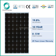 Sells good mono silicon 260-280w solar panel sale manufacturers in china