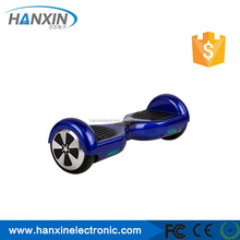 Promotion gift innovative 2 wheels bluetooth self balancing scooter