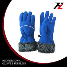 Wholesale durable customed snow shovel gloves