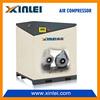 belt drive XL10A-A10 screw air compressor 7.5kw 10hp 230v 60hz industrial machine air cooling