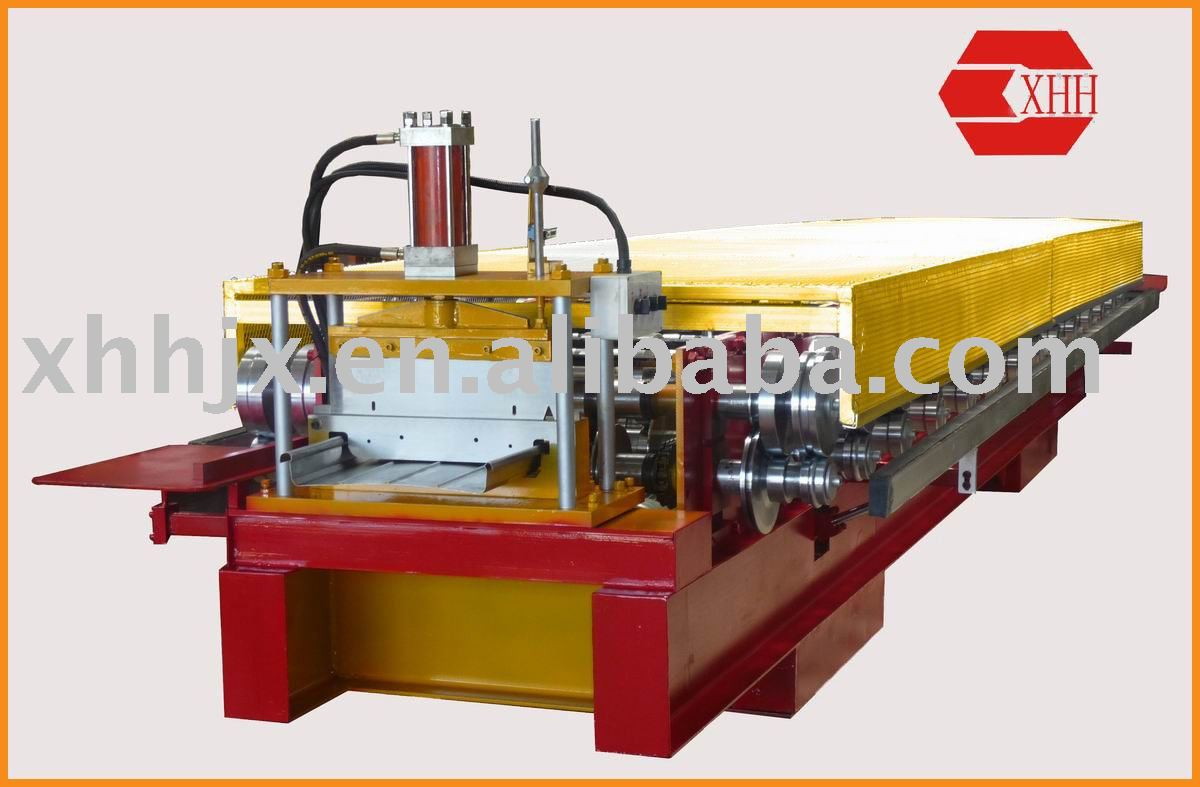 Forming Machine For Standing Seam Aluminum Roofings