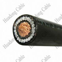 Aluminum Wire Armoured PVC Power Cable LV