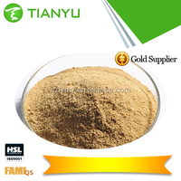 Feed grade brewers yeast 45% for livestock from TIANYU