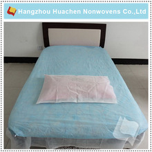Manufacturer for PP Nonwoven Disposable Hospital Bed Linen