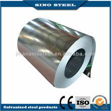 0.2mm regular spanle yield strength galvanized steel