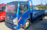 China Famous Brand FAW 4X2 Cargo Truck 3.5 Tons
